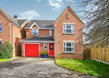 Thumbnail 4 bed detached house for sale in Grafton Close, Sutton-In-Ashfield