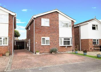 Thumbnail 4 bed detached house for sale in Woodgate Close, Grove, Wantage