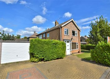 Thumbnail 3 bed semi-detached house to rent in Lyndon Way, Stamford
