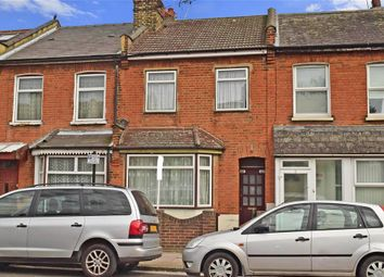 Thumbnail 2 bed terraced house for sale in Leigh Road, London