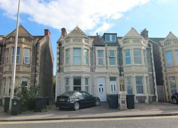 Thumbnail 3 bed maisonette for sale in Locking Road, Weston-Super-Mare