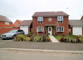 4 bed detached house for sale in Lysander Crescent, Watchfield, Swindon SN6