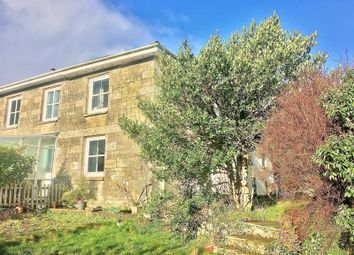 Thumbnail 3 bed semi-detached house for sale in Higher Brea, Camborne