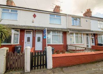 Thumbnail 2 bed terraced house for sale in Wilkinson Street, Ellesmere Port