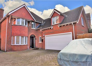 Thumbnail 4 bed detached house for sale in Ruby Close, Sittingbourne