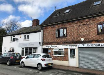 Thumbnail Commercial property for sale in Middlewich CW10, UK