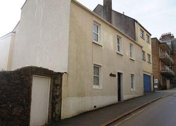 Thumbnail 4 bed semi-detached house for sale in La Pouquelaye, St. Helier, Jersey