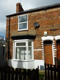 Thumbnail 2 bedroom terraced house to rent in West Park Grove, Hull