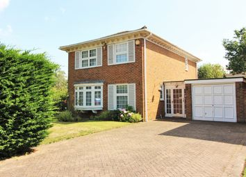 Thumbnail 4 bed detached house for sale in Molesey Park Road, East Molesey