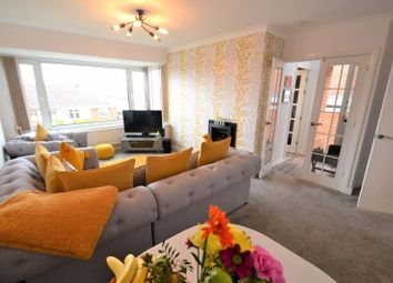 Thumbnail 2 bed semi-detached bungalow for sale in Outwood Avenue, Clifton, Swinton, Manchester