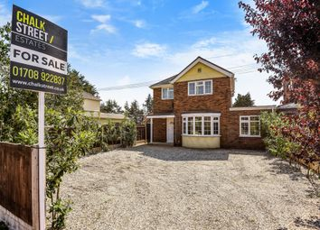 Thumbnail 4 bed detached house for sale in Wennington Road, Wennington