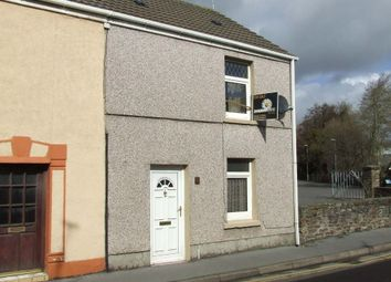 Thumbnail 2 bed end terrace house for sale in Bryngwyn Road, Dafen, Llanelli, Carmarthenshire