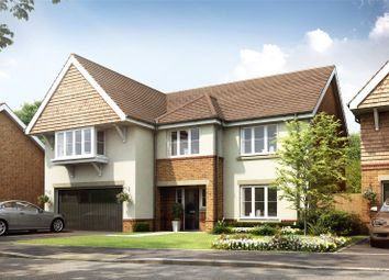 Thumbnail 5 bed detached house for sale in Langford Park, Beech Hill Road, Spencers Wood, Berkshire