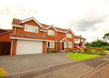 Thumbnail 5 bedroom detached house for sale in Silloth Drive, Washington