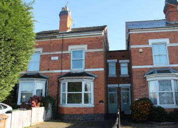 Thumbnail 4 bed town house for sale in Ombersley Road, Worcester