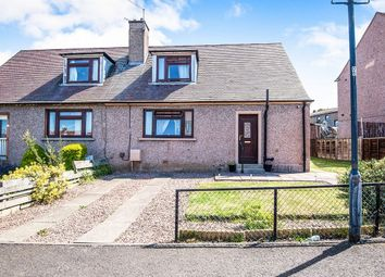 Thumbnail 3 bed semi-detached house for sale in Woodburn Loan, Dalkeith