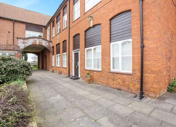 Thumbnail 2 bed flat for sale in Old School Court, King's Lynn