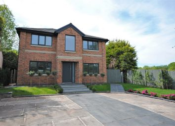 Thumbnail 4 bed detached house for sale in London Road, Adlington, Macclesfield