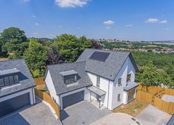 Thumbnail 4 bedroom detached house for sale in Hill Lane, Hartley, Plymouth