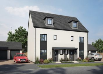 Thumbnail 4 bed semi-detached house for sale in 58 The Rowling, Severnbank, Newnham On Severn