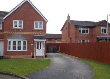Thumbnail 3 bed terraced house to rent in Drumburgh Avenue, Carlisle
