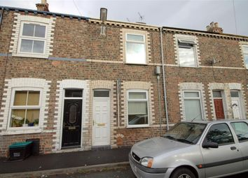 Thumbnail 2 bed terraced house for sale in Garfield Terrace, York