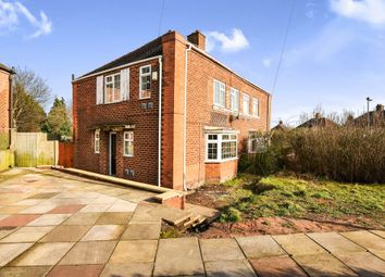 Thumbnail 3 bed semi-detached house for sale in Lea Ford Road, Birmingham