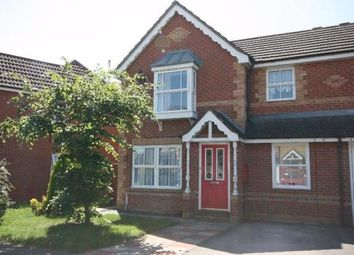 Thumbnail 4 bed semi-detached house for sale in Roseberry Grove, Clifton Moor, York