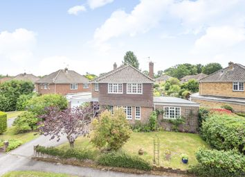 Thumbnail 4 bed detached house for sale in Barnfield Road, Petersfield