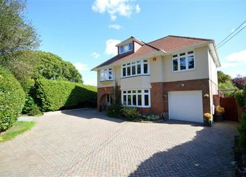 Thumbnail 5 bed detached house for sale in Becton Lane, Barton On Sea, New Milton