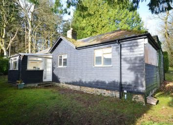 Thumbnail 1 bed detached bungalow to rent in Chagford, Newton Abbot