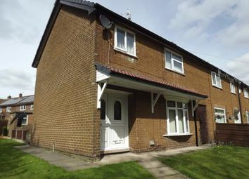 Thumbnail 3 bed end terrace house for sale in Kingsdown Walk, Brinnington, Stockport