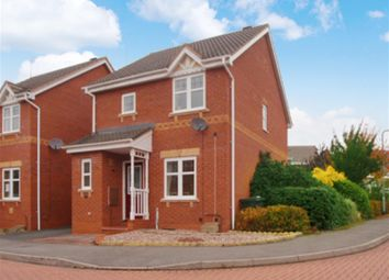 Thumbnail 3 bed link-detached house to rent in Marchwood Close, Redditch