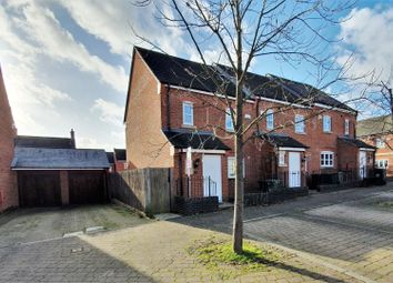 Thumbnail 3 bed terraced house for sale in Lady Augusta Road, Birstall, Leicester