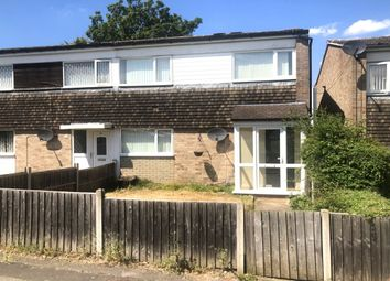 Thumbnail 3 bed property to rent in Harebell Walk, Chelmsley Wood, Birmingham