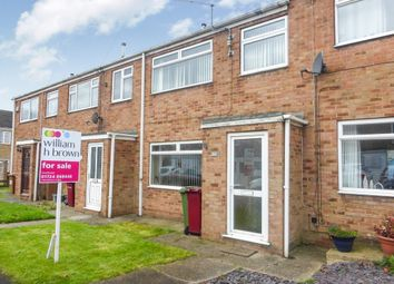 Thumbnail 3 bed terraced house for sale in Ancaster Court, Scunthorpe
