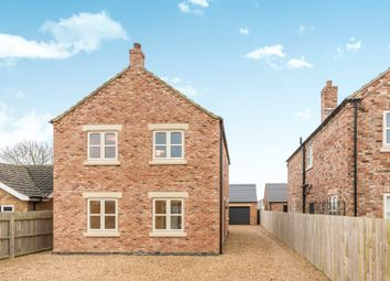 Thumbnail 3 bed detached house for sale in Station Road, Gedney Hill, Spalding