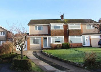 Thumbnail 3 bed semi-detached house for sale in Heaseland Place, Killay, Swansea