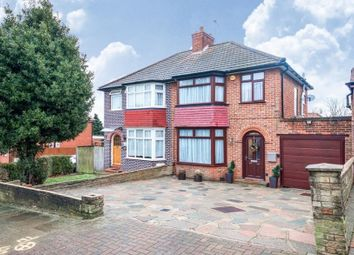 Thumbnail 3 bed semi-detached house for sale in Crummock Gardens, London
