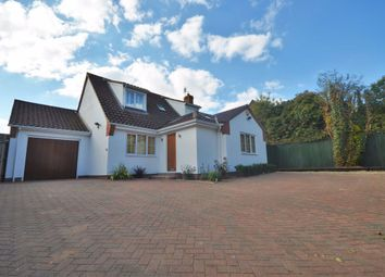 Thumbnail 4 bedroom detached house to rent in Ickleton Road, Duxford