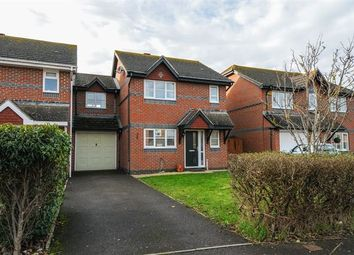 Thumbnail 3 bed link-detached house for sale in Woodborough Close, Bracklesham Bay, Chichester