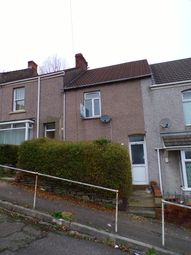 Thumbnail 2 bed terraced house to rent in Baptist Well Place, Waun Wen, Swansea