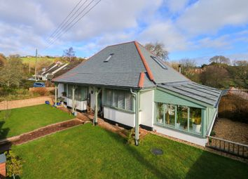 Thumbnail 3 bed detached house for sale in Old Butterleigh Road, Silverton, Exeter
