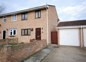 Thumbnail 3 bed semi-detached house for sale in Coltsfoot Court, Grays