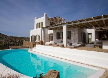 Thumbnail 6 bed villa for sale in Agrari, Mykonos, Cyclade Islands, South Aegean, Greece