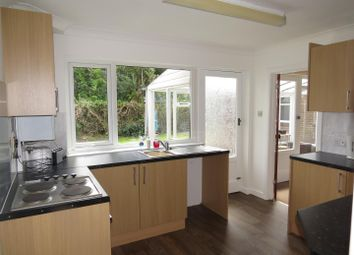 Thumbnail 4 bedroom detached bungalow to rent in Brailswood Road, Poole
