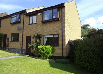 Thumbnail 3 bedroom end terrace house for sale in Heights Road, Upton, Poole