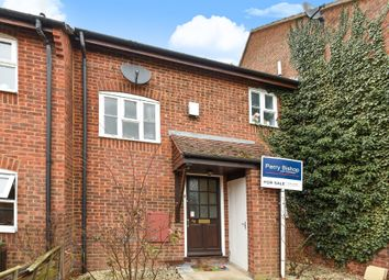 Thumbnail 2 bed terraced house for sale in Cromwell Close, Faringdon