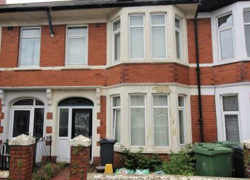Thumbnail Terraced house for sale in Abercynon Street, Grangetown, Cardiff