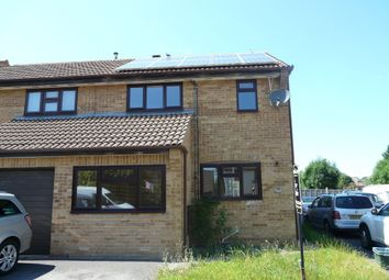 Thumbnail 3 bed semi-detached house for sale in Borgie Place, Worle, Weston-Super-Mare